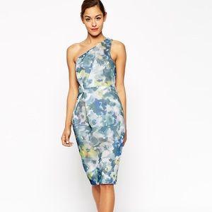 ASOS midi length dress